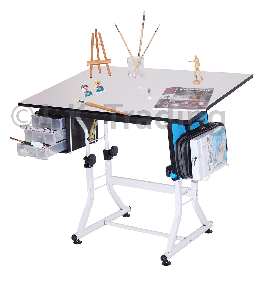 Drafting table dimensions - Creative Centre Drafting Drawing Art Table