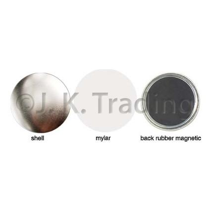 Magnet Blank Badges