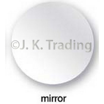 Mirror Blank Badges