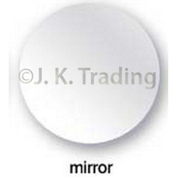Mirror Blank Badges