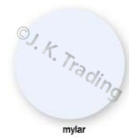 Mylar Plastic Film Blank Badges