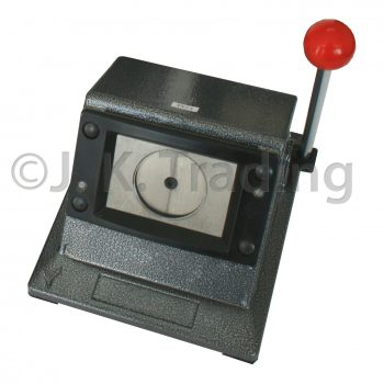 Stand cutter for button badge making