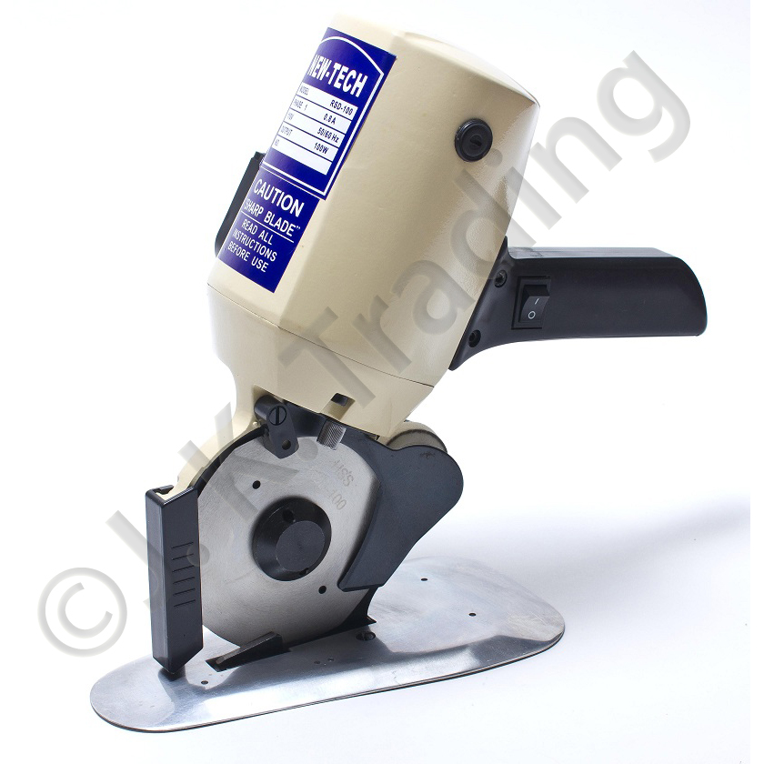 Gemsy RXM-100 electric fabric cutter will return at the end of June 2013