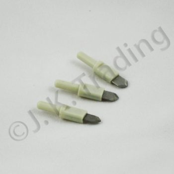Replacement Blades for Triangular Adjustable Circle Cutter