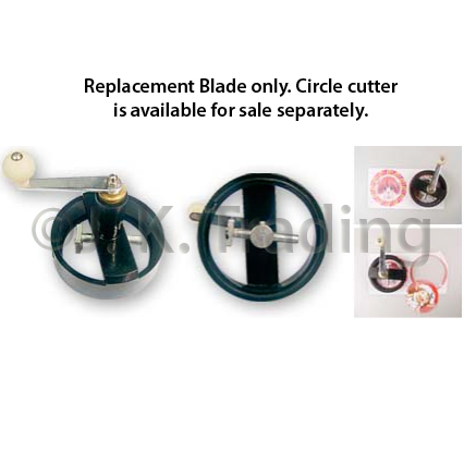 Replacement Blade for Adjustable Simple Cutter