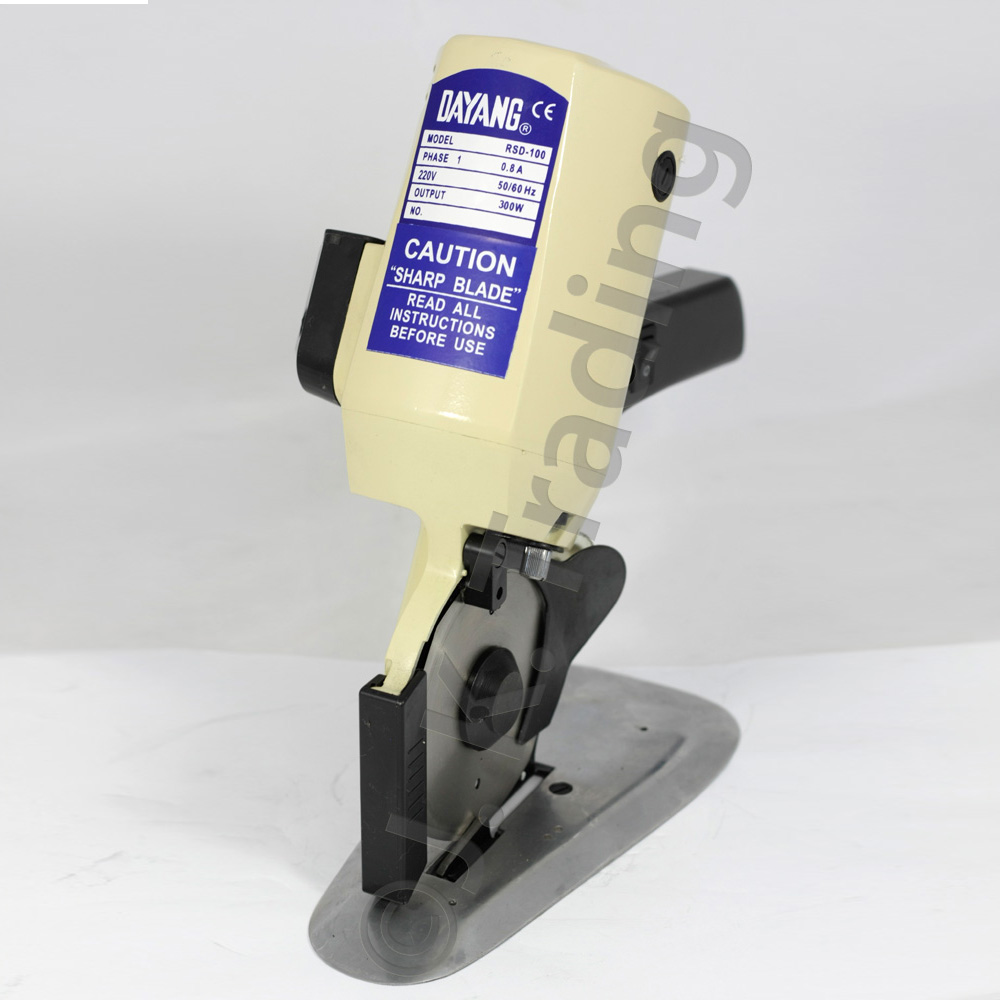 RSD handheld eletric cutters slice up to 26mm of material comfortably
