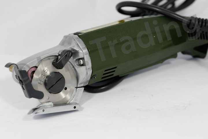 RSD-50 Electric Handheld Cutting Machine (green handle)