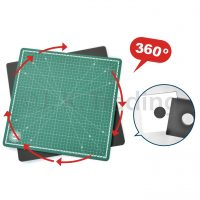 Rotating Cutting Mat Green