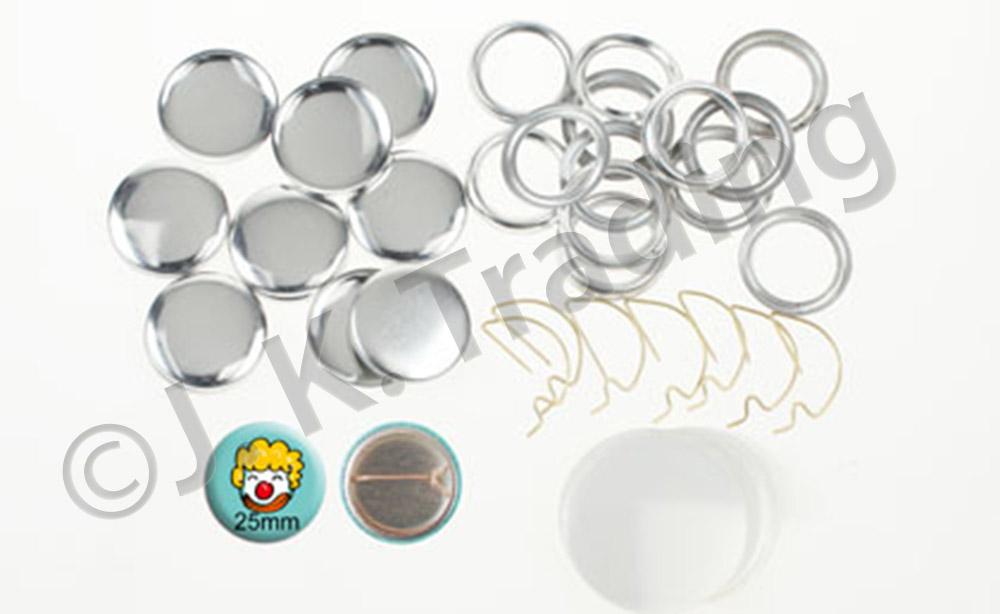 Locking Spring Pin Buttons